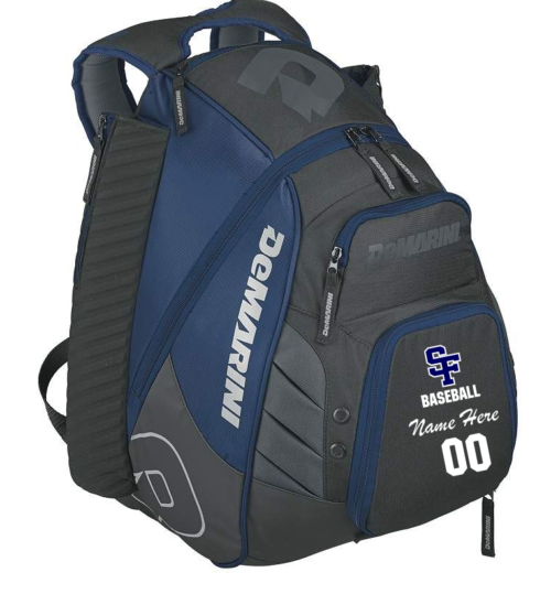 St. Francis Baseball Bag