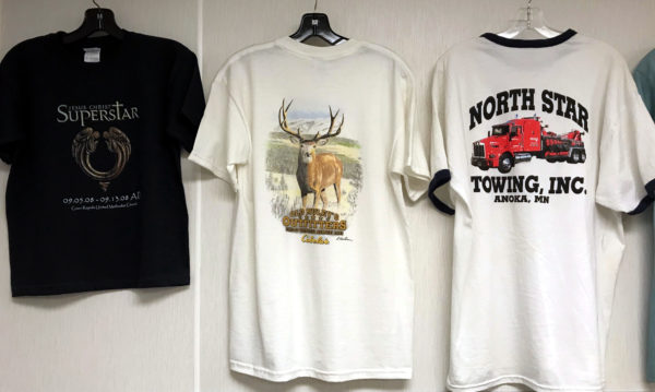 Taho Sportswear - Custom T-Shirt Experts in the Twin Cities of Minnesota