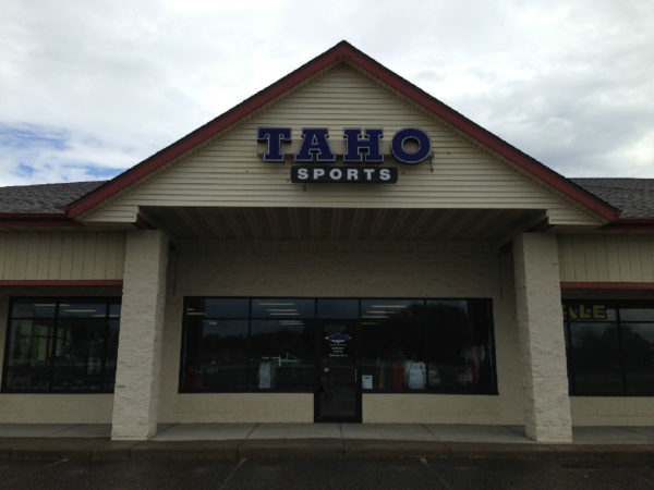 Taho Sports Retail Store - Ham Lake, MN